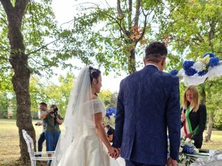 Le nozze di Elena  e Beppe  3
