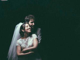 Le nozze di Leonardo e Tomomi