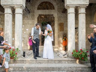 Le nozze di Urairat e Gabriele