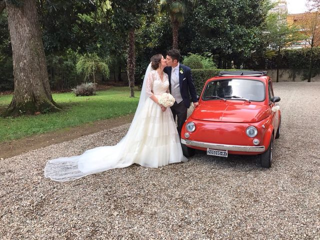 Il matrimonio di Gianluca e Carmela a Settimo Milanese, Milano 4