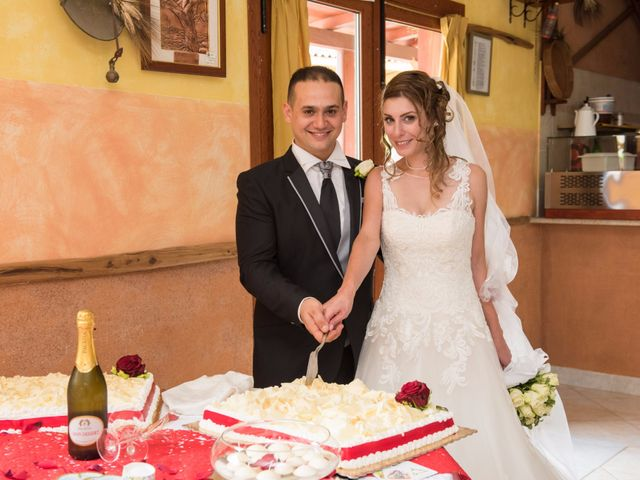 Le nozze di Barbara e Fabrizio