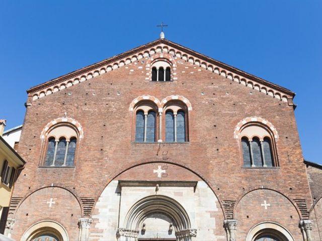 Il matrimonio di Luca e Marta a Milano, Milano 13