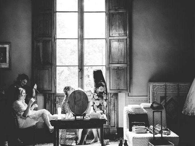 Il matrimonio di Yazu e Barbara a Bologna, Bologna 4