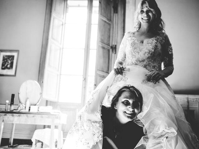 Il matrimonio di Yazu e Barbara a Bologna, Bologna 8