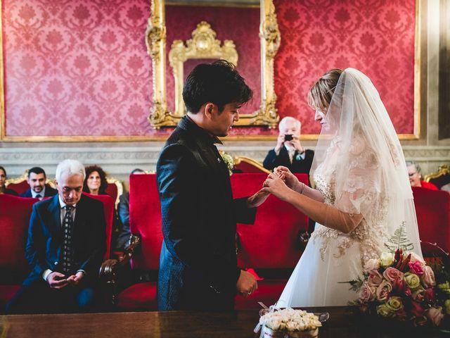 Il matrimonio di Yazu e Barbara a Bologna, Bologna 11