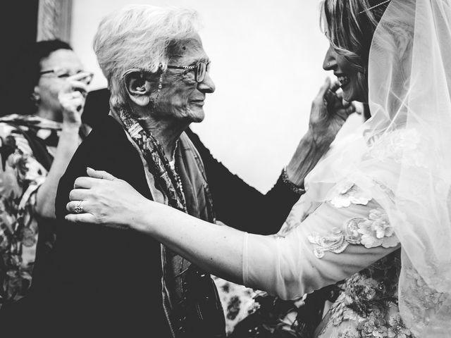 Il matrimonio di Yazu e Barbara a Bologna, Bologna 12
