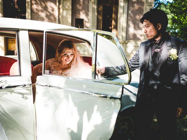 Il matrimonio di Yazu e Barbara a Bologna, Bologna 15