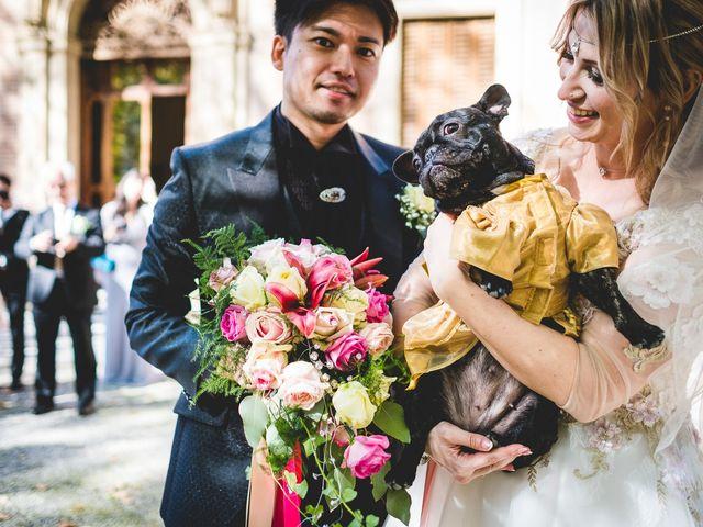 Il matrimonio di Yazu e Barbara a Bologna, Bologna 16