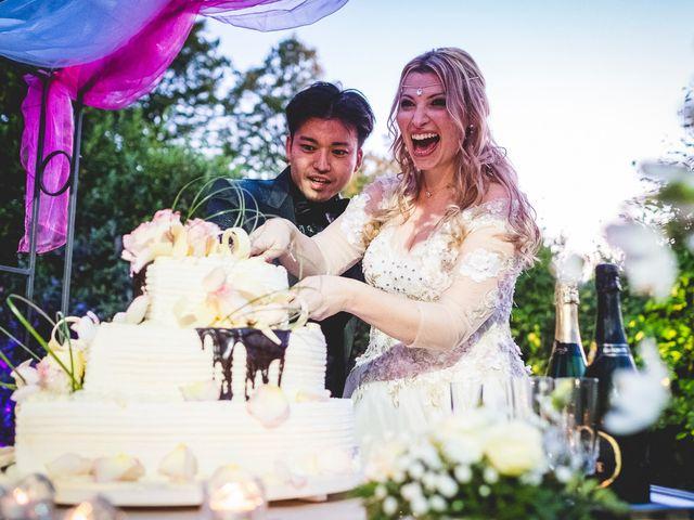 Il matrimonio di Yazu e Barbara a Bologna, Bologna 20