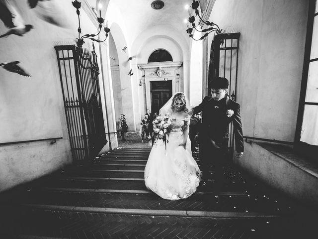 Il matrimonio di Yazu e Barbara a Bologna, Bologna 23