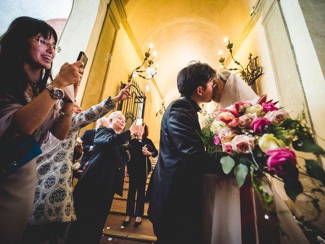 Il matrimonio di Yazu e Barbara a Bologna, Bologna 25