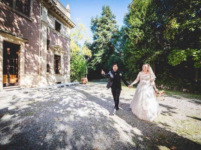 Il matrimonio di Yazu e Barbara a Bologna, Bologna 26