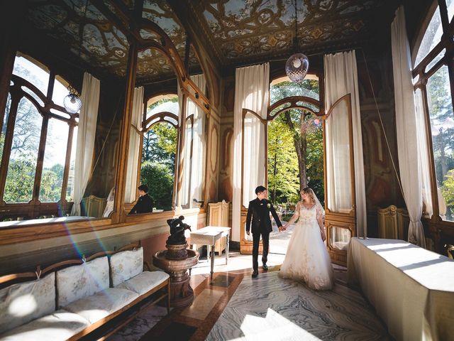 Il matrimonio di Yazu e Barbara a Bologna, Bologna 28