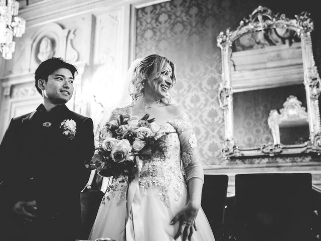 Il matrimonio di Yazu e Barbara a Bologna, Bologna 33
