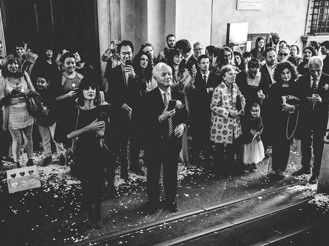 Il matrimonio di Yazu e Barbara a Bologna, Bologna 34