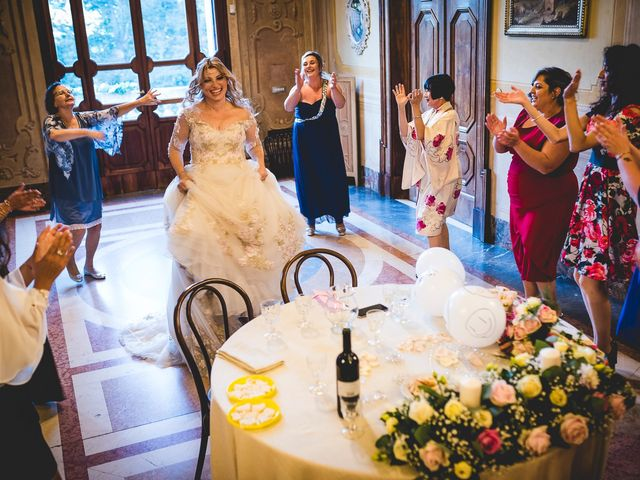 Il matrimonio di Yazu e Barbara a Bologna, Bologna 35