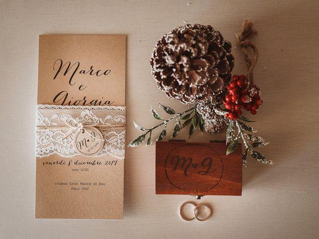 Il matrimonio di Marco e Giorgia a Fano, Pesaro - Urbino 5