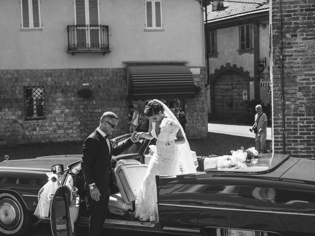 Il matrimonio di Andrea e Elena a Buriasco, Torino 11