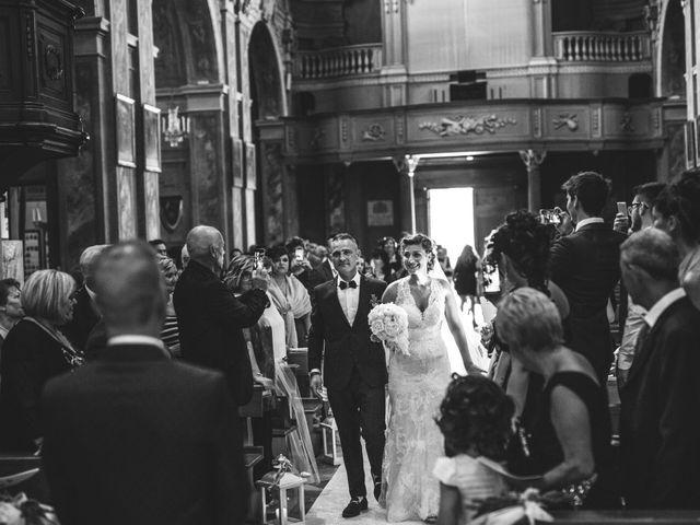Il matrimonio di Andrea e Elena a Buriasco, Torino 12