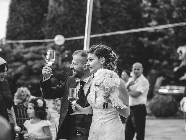 Il matrimonio di Andrea e Elena a Buriasco, Torino 14