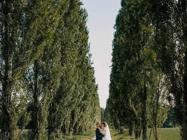 Il matrimonio di Andrea e Elena a Buriasco, Torino 15