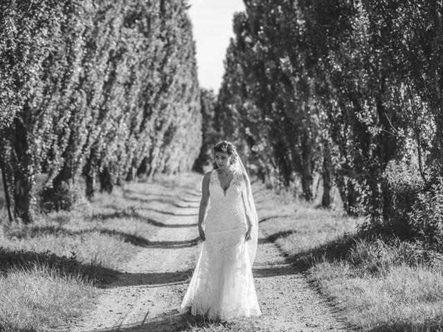 Il matrimonio di Andrea e Elena a Buriasco, Torino 17