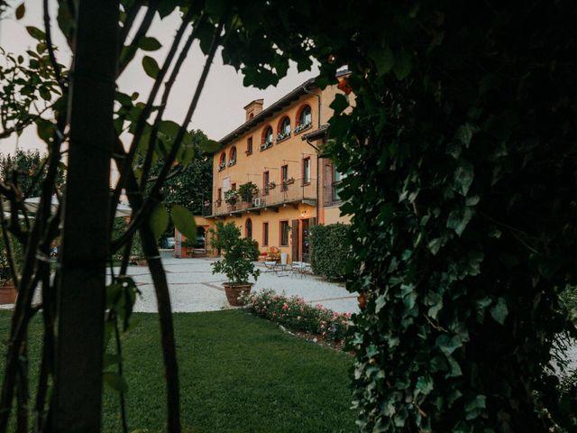 Il matrimonio di Andrea e Elena a Buriasco, Torino 18