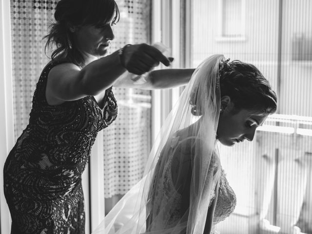 Il matrimonio di Andrea e Elena a Buriasco, Torino 25
