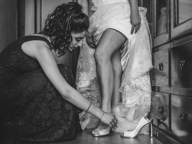 Il matrimonio di Andrea e Elena a Buriasco, Torino 27