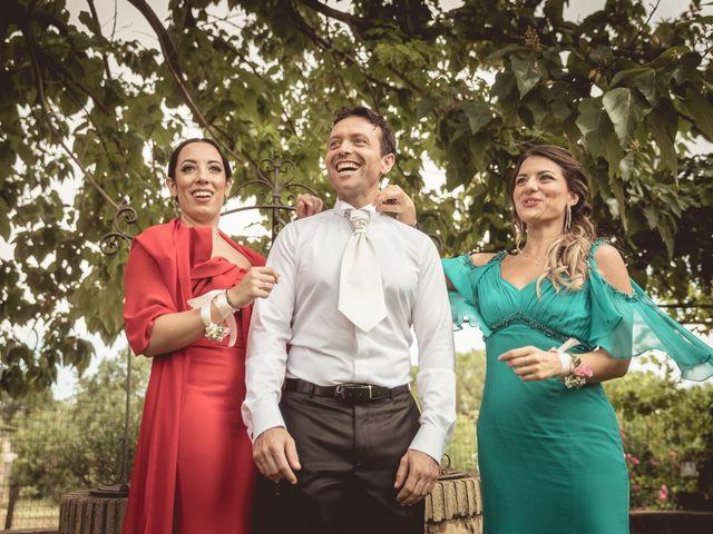 Il matrimonio di Iside e Salvatore a Piazza Armerina, Enna 5