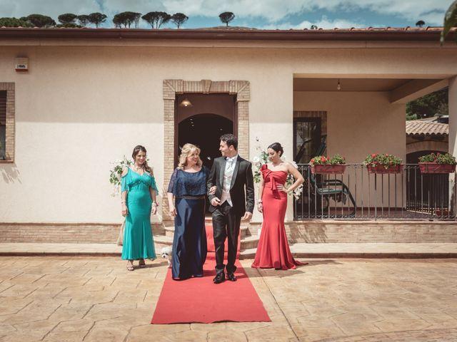 Il matrimonio di Iside e Salvatore a Piazza Armerina, Enna 41