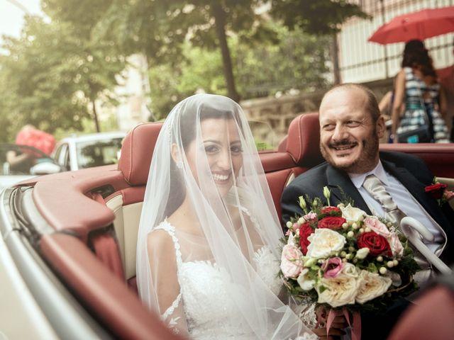 Il matrimonio di Iside e Salvatore a Piazza Armerina, Enna 68