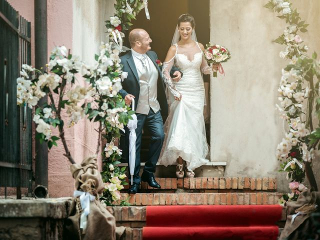 Il matrimonio di Iside e Salvatore a Piazza Armerina, Enna 75
