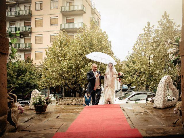 Il matrimonio di Iside e Salvatore a Piazza Armerina, Enna 82