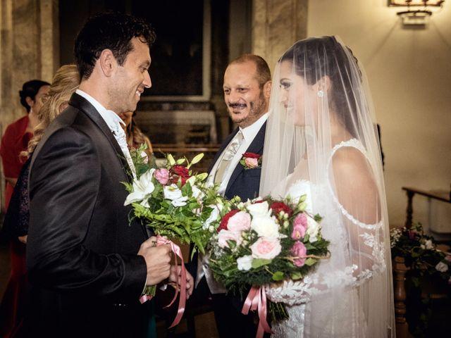 Il matrimonio di Iside e Salvatore a Piazza Armerina, Enna 83