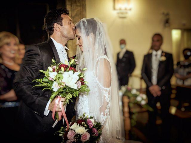 Il matrimonio di Iside e Salvatore a Piazza Armerina, Enna 84