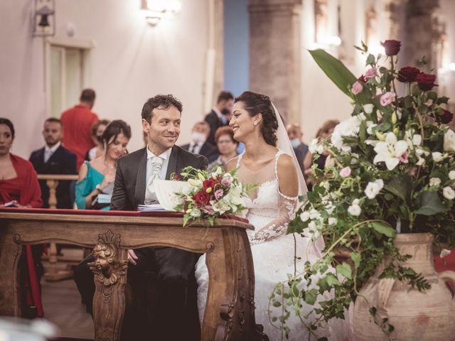 Il matrimonio di Iside e Salvatore a Piazza Armerina, Enna 88