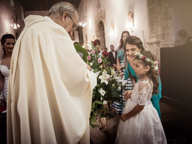 Il matrimonio di Iside e Salvatore a Piazza Armerina, Enna 91