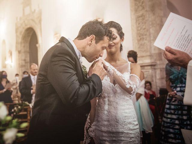 Il matrimonio di Iside e Salvatore a Piazza Armerina, Enna 93