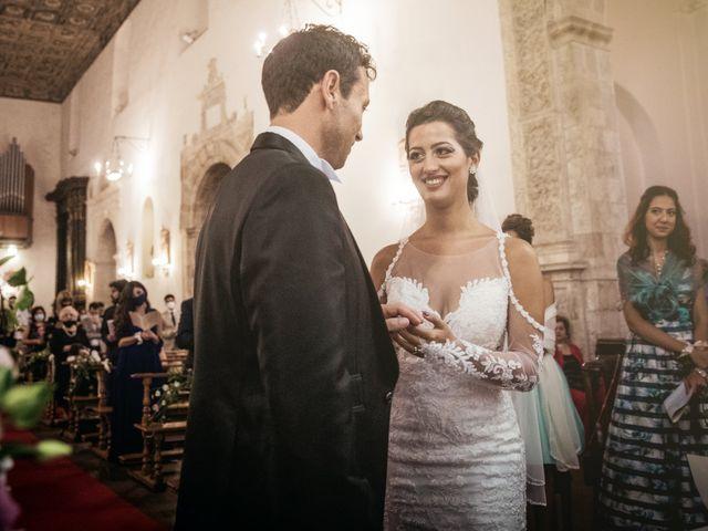 Il matrimonio di Iside e Salvatore a Piazza Armerina, Enna 94