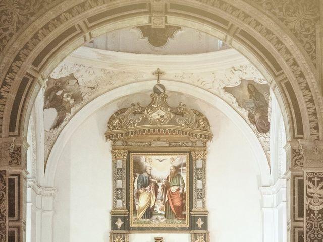 Il matrimonio di Iside e Salvatore a Piazza Armerina, Enna 96