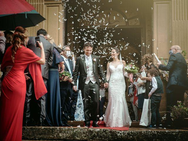 Il matrimonio di Iside e Salvatore a Piazza Armerina, Enna 102