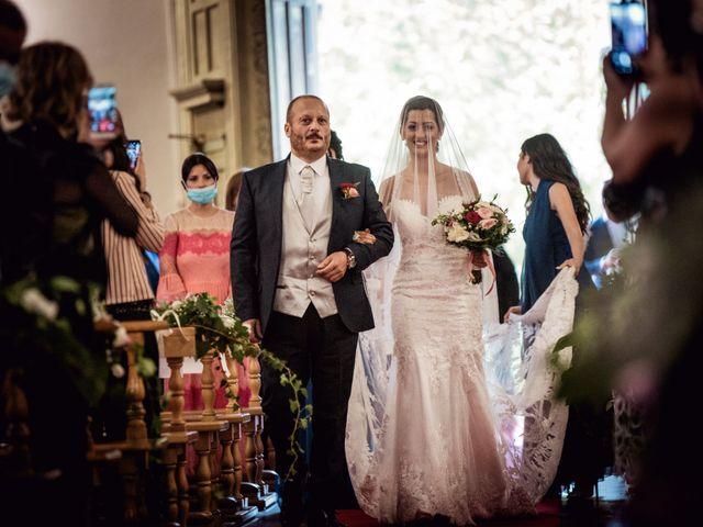 Il matrimonio di Iside e Salvatore a Piazza Armerina, Enna 107