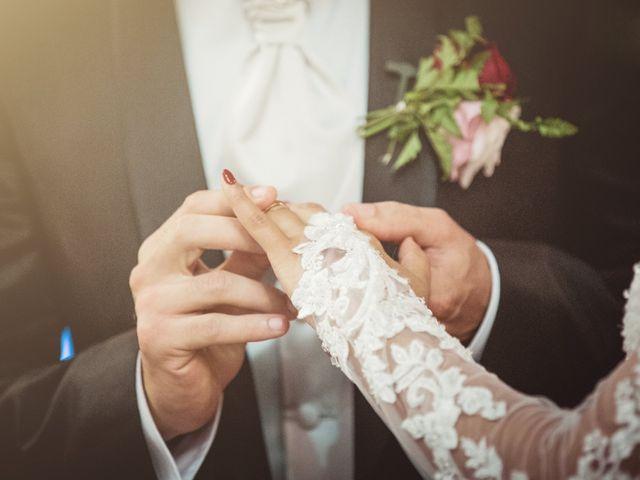 Il matrimonio di Iside e Salvatore a Piazza Armerina, Enna 112