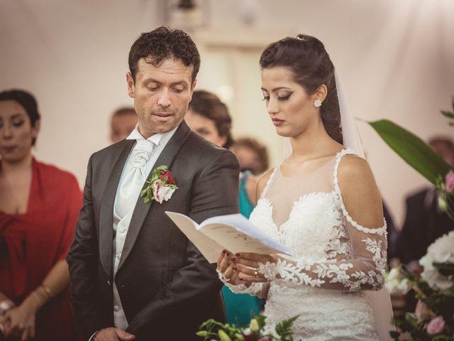 Il matrimonio di Iside e Salvatore a Piazza Armerina, Enna 113