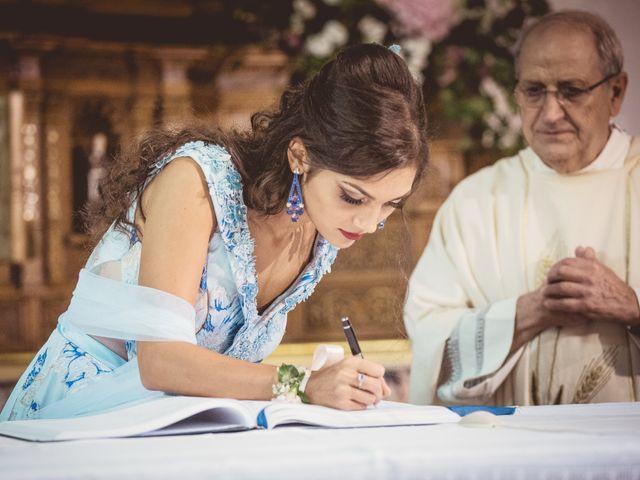 Il matrimonio di Iside e Salvatore a Piazza Armerina, Enna 116