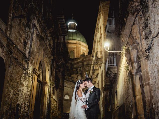 Il matrimonio di Iside e Salvatore a Piazza Armerina, Enna 123