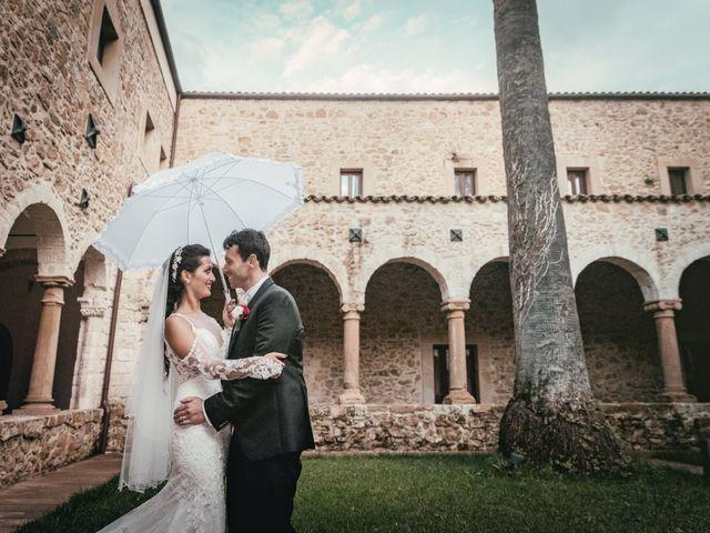 Il matrimonio di Iside e Salvatore a Piazza Armerina, Enna 1