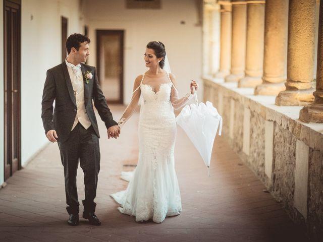 Il matrimonio di Iside e Salvatore a Piazza Armerina, Enna 131