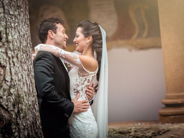Il matrimonio di Iside e Salvatore a Piazza Armerina, Enna 132